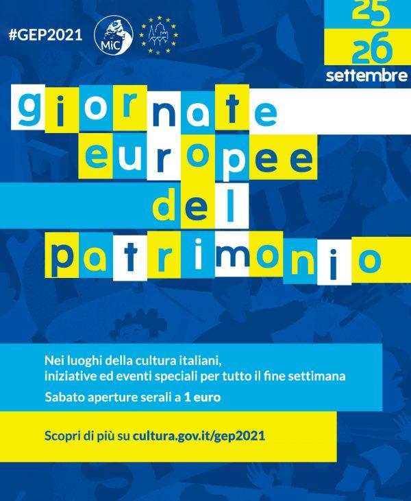 GIORNATE EUROPEE DEL PATRIMONIO ALLA GALLERIA BORGHESE