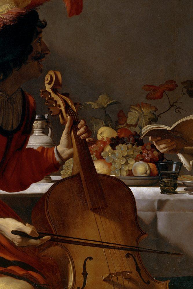 """MUSICA IN GALLERIA. CONCERTO BAROCCO IN DIRETTA STREAMING SUL SITO DEL MUSEO, NELL'AMBITO DEL PROGETTO DI RICERCA """"I BORGHESE E LA MUSICA"""""""