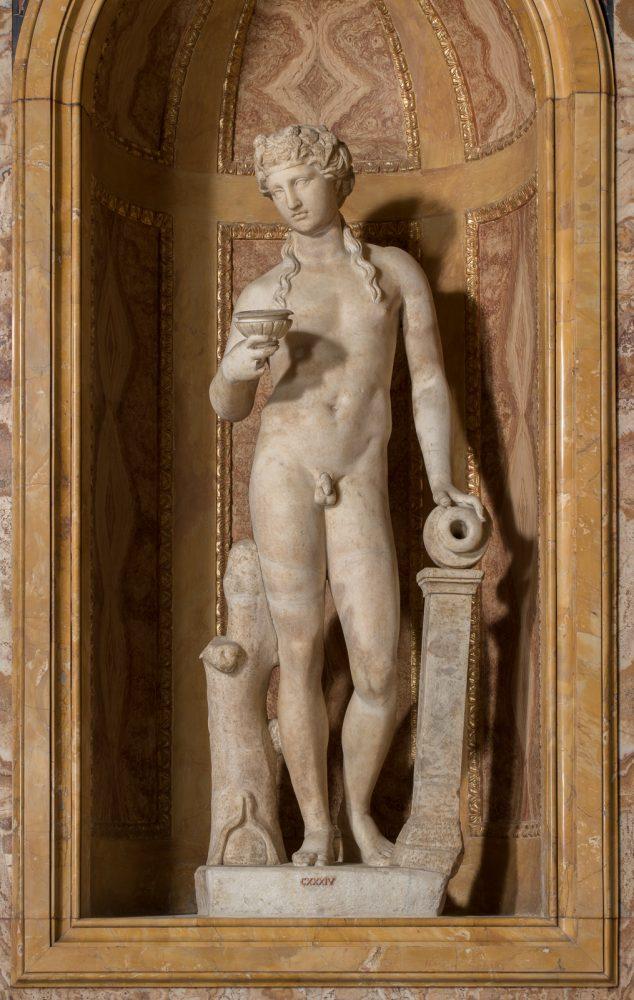 Statua di Dioniso