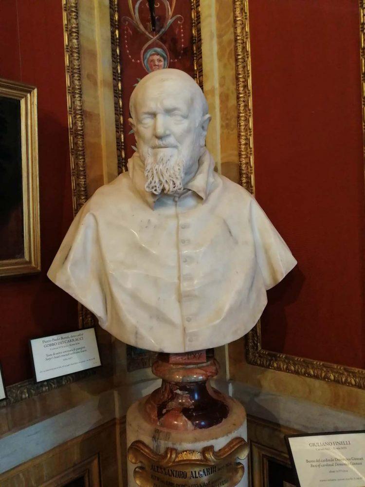 Ritratto del cardinale Domenico Ginnasi