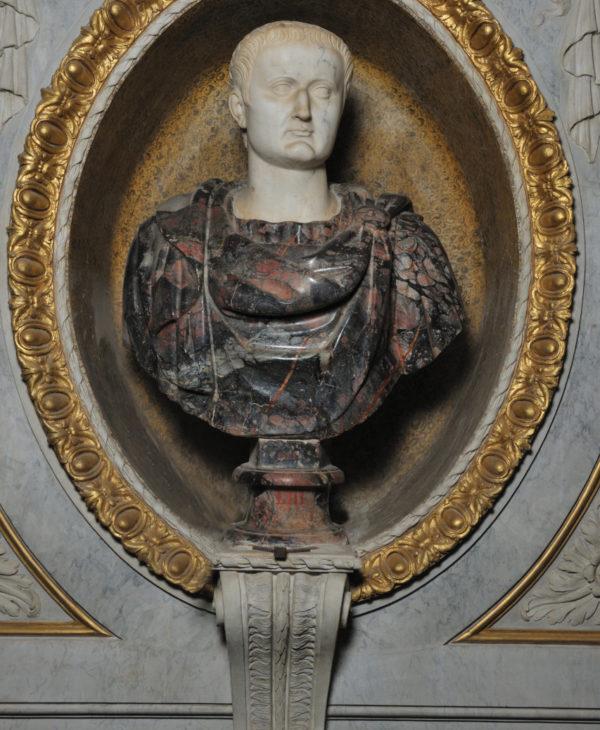 Busto di Tiberio