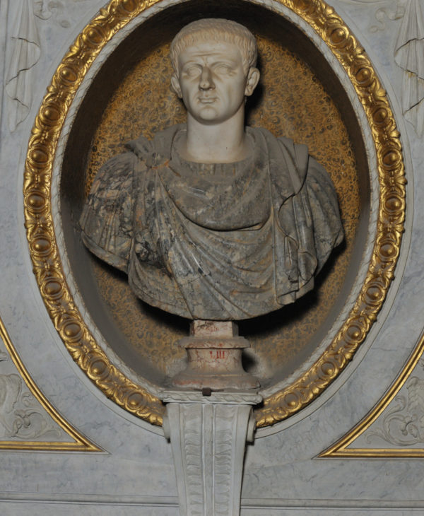Busto di Claudio