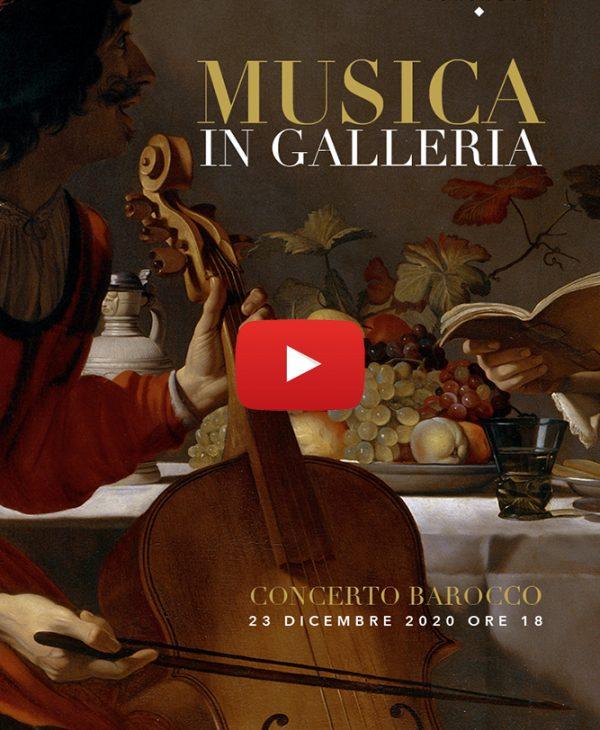 """""""I BORGHESE E LA MUSICA"""". È ONLINE IL CONCERTO BAROCCO"""