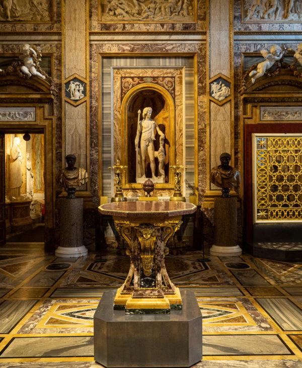 Inaugurazione della mostra VALADIER. Splendore nella Roma del Settecento