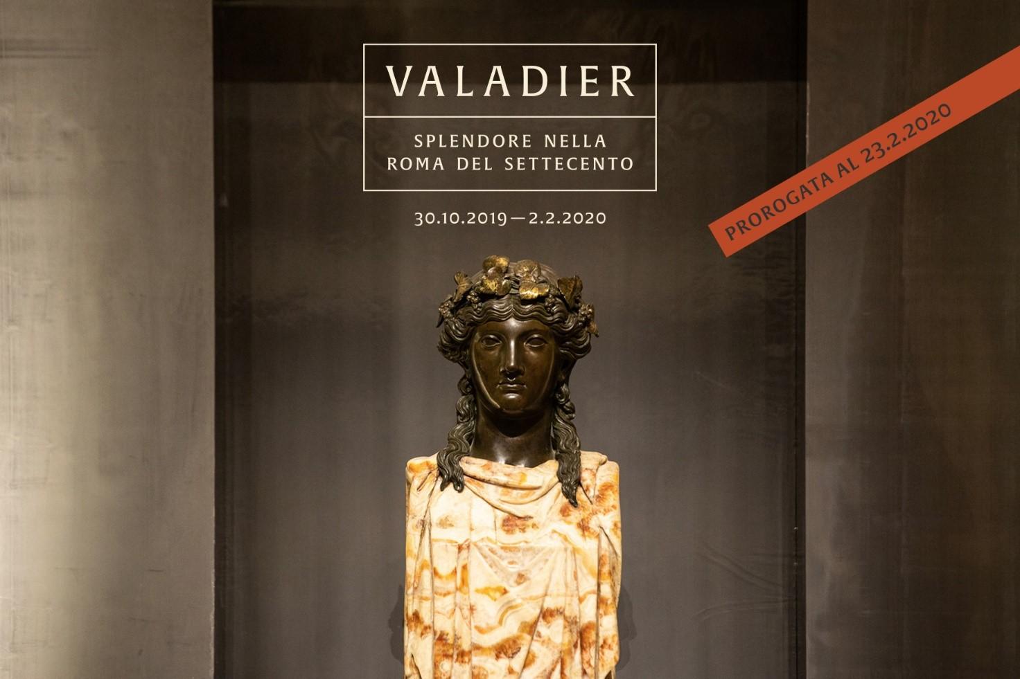 VALADIER. Splendore nella Roma del Settecento