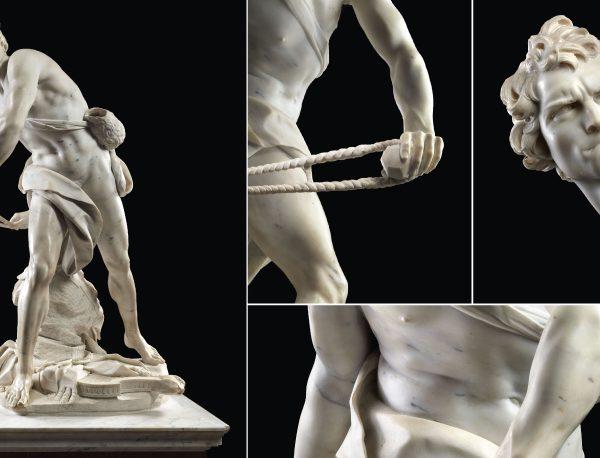 LA GALLERIA BORGHESE RACCONTA UN CAPOLAVORO: IL DAVID DI BERNINI