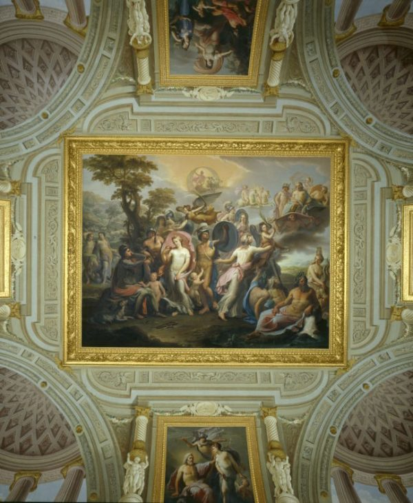 Sala 1 – Sala della Paolina