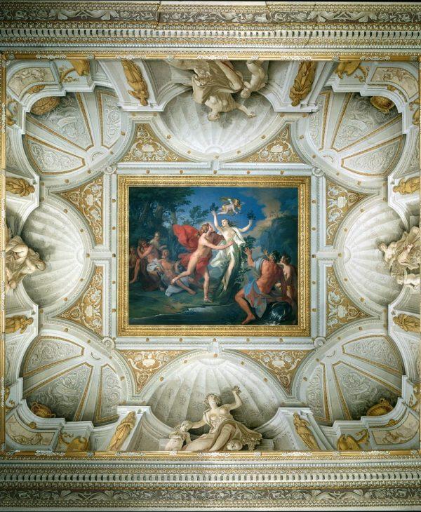 Sala 3 – Sala di Apollo e Dafne