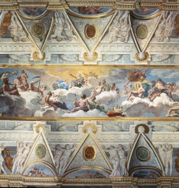 Sala 14 – Loggia di Lanfranco
