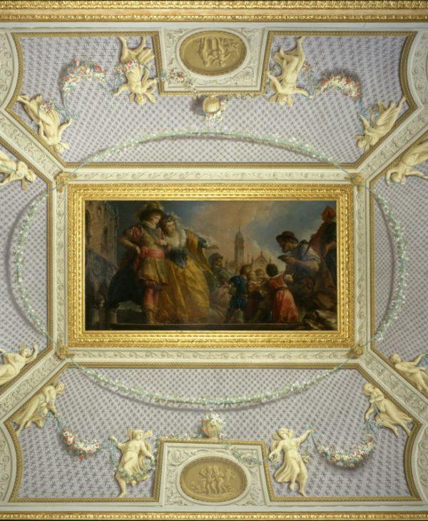Sala 17 – Sala del Conte di Angers