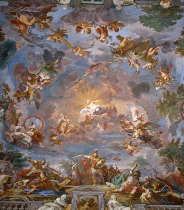 ingresso – Salone di Mariano Rossi
